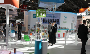 Drinctec Stands