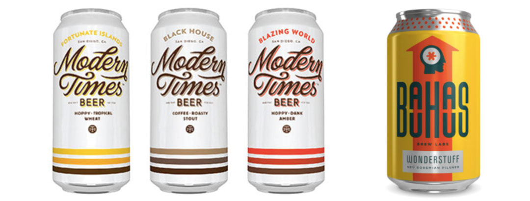 Beer Can Modern Times